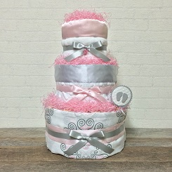 3tier メダリオン Pink